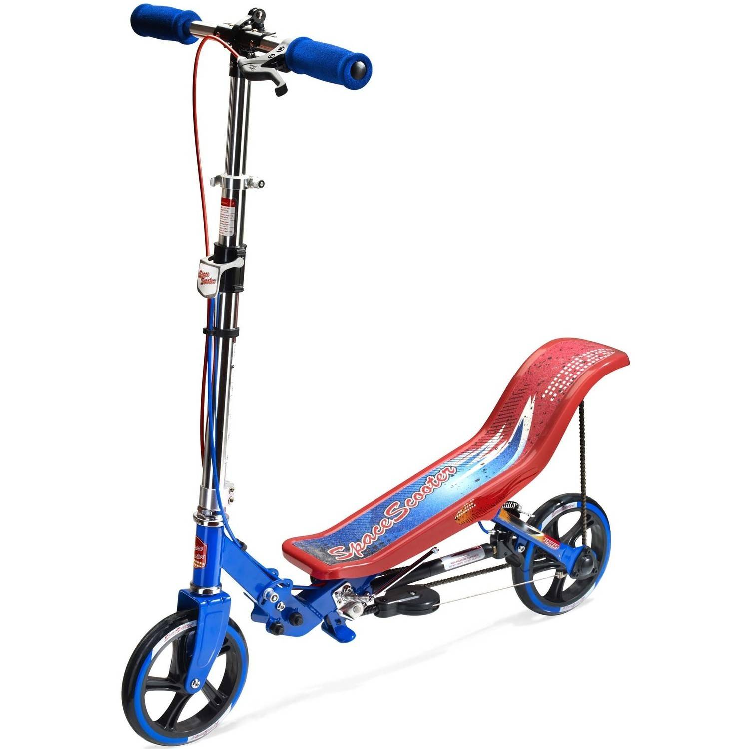 Space Scooter X580, Regular, Red Blue by Space Scooter