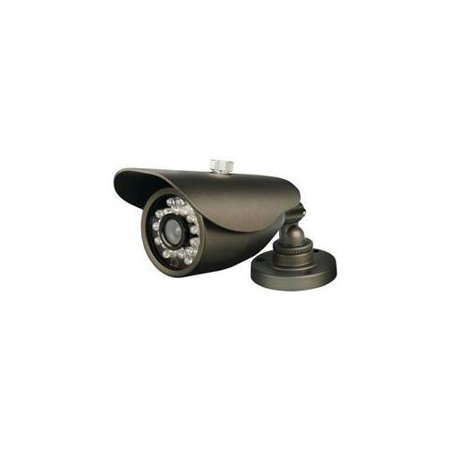 SWANN PRO-655CAM-US Super-Tough Day/Night Security CCD Camera (Black) - Refurbished