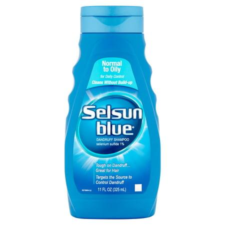 Selsun Blue Pelliculaire 11 onces liquides