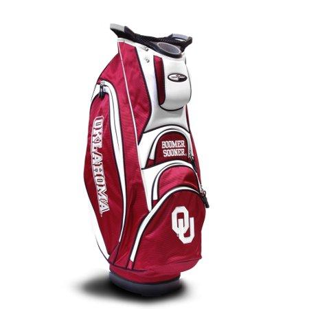 Oklahoma Sooners Golf Bag (Oklahoma Sooners Victory Cart Golf Bag - No Size)