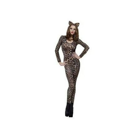Wild Cheetah Bodysuit 26811 Smiffy