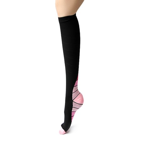 Compression Socks for Men & Women Graduated Athletic Fit for Running nurses