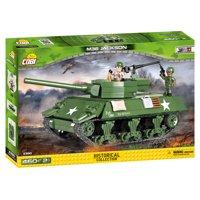 COBI Historical Collection M36 Jackson Tank