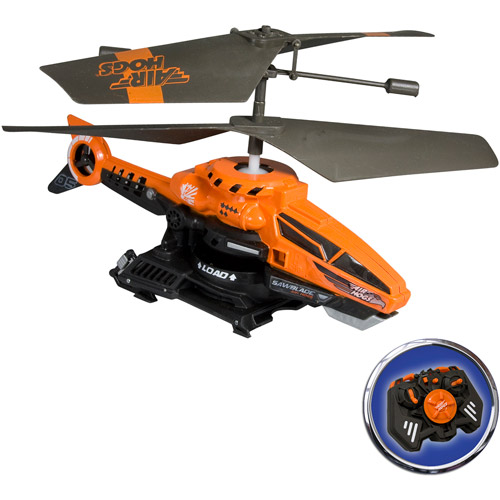 Air Hogs Saw Blade RC Helicopter Orange