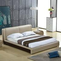 Bernadine Upholstered Platform Bed