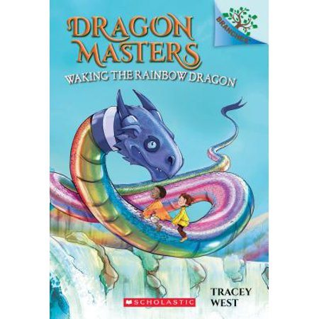 Waking the Rainbow Dragon (Paperback)](Reading Rainbow Halloween Books)