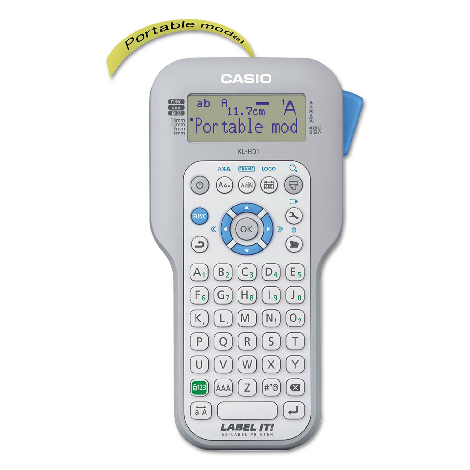 It's just an image of Critical Handheld Label Maker Walmart