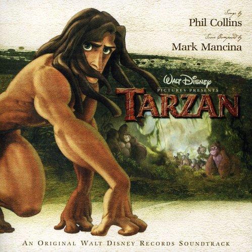 Mark Mancina and Phil Collins - Tarzan (An Original Walt Disney Records Soundtrack) (CD)