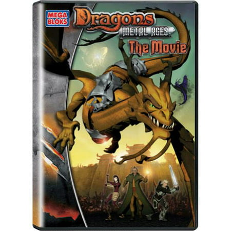 Dragons: Metal Ages - The Movie (Widescreen) Dragon Metal Ages