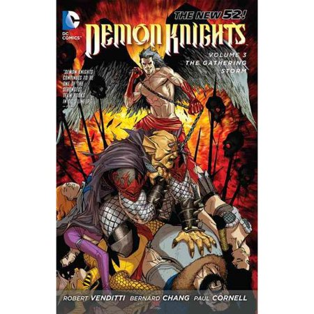 Demon Knights 3: The Gathering Storm by
