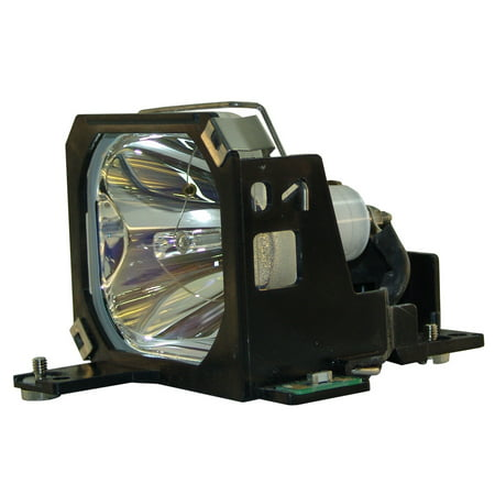Lutema Economy Bulb for Epson EMP-7300 Projector (Lamp with Housing) - image 5 of 5