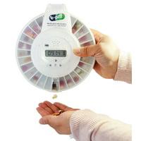 e-pill MedTime PLUS Clear Automatic Pill Dispenser