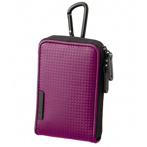 Sony LCSCSVCV LCS-CSVC/V Carrying Case (Violet)