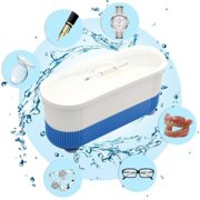 Ultrasonic Eyeglass Glasses Cleaner Cleaning Watch Ring Jewelry Cleaners Machine