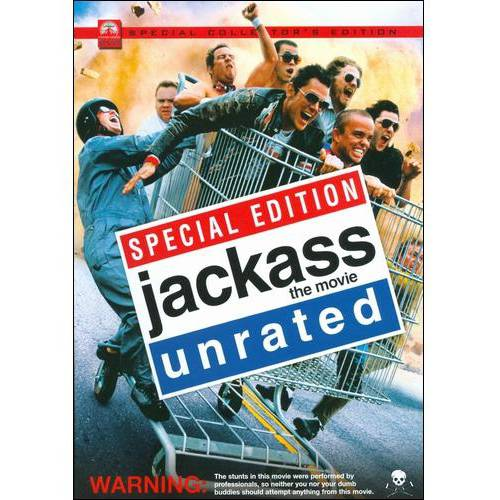 JACKASS THE MOVIE (DVD DOL DIG ENG 5.1 SUR/ENG 2.0)