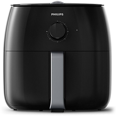 Philips Avance XXL Analog Air Fryer HD9630/98 - Black/Silver (Certified (Philips Fryer Without Oil Price In India)