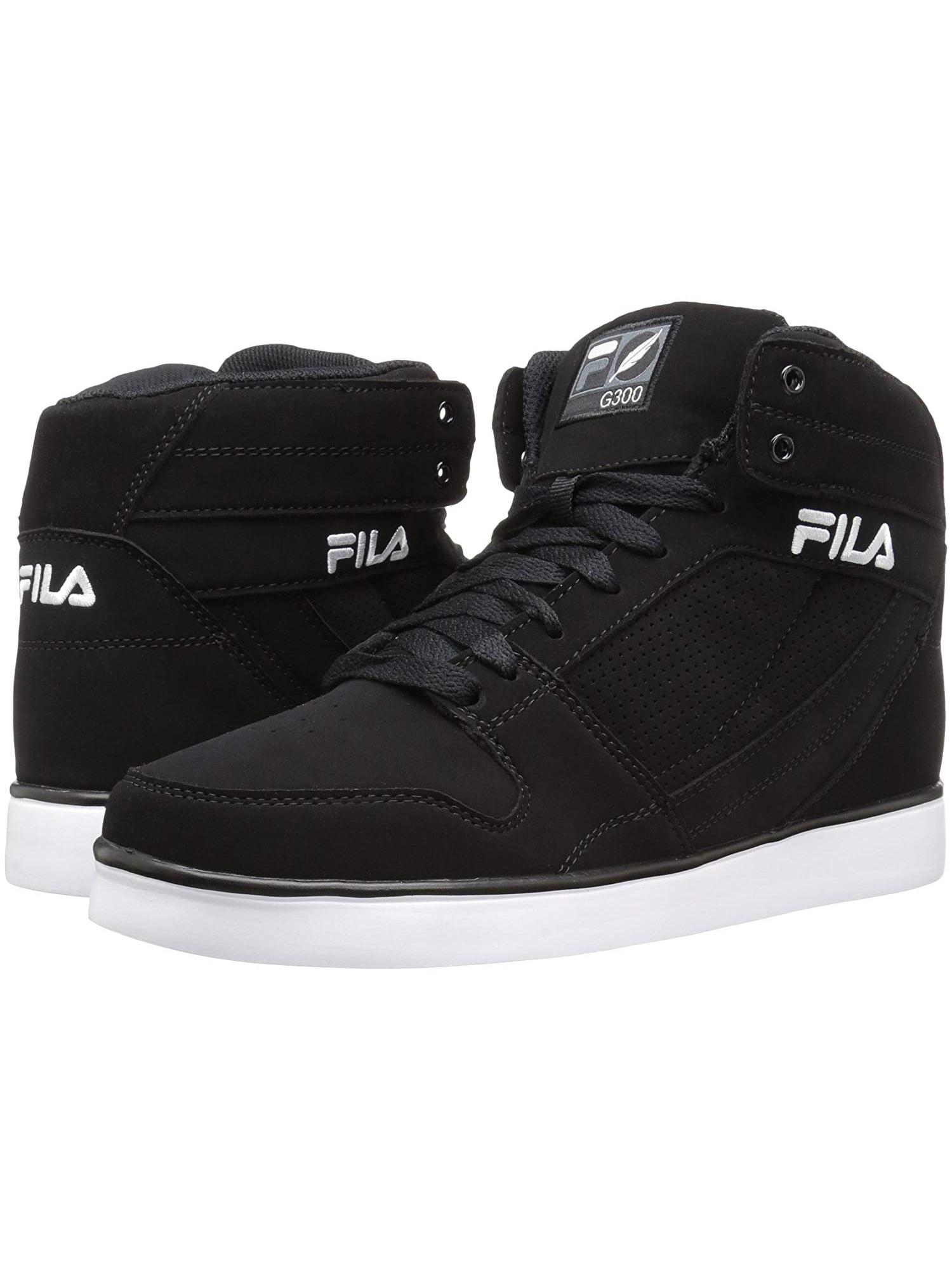 Fila Fila Mens G300 Figueroa Classic Hi Top Leather