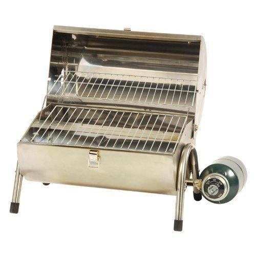 Propane BBQ, Stainless Steel