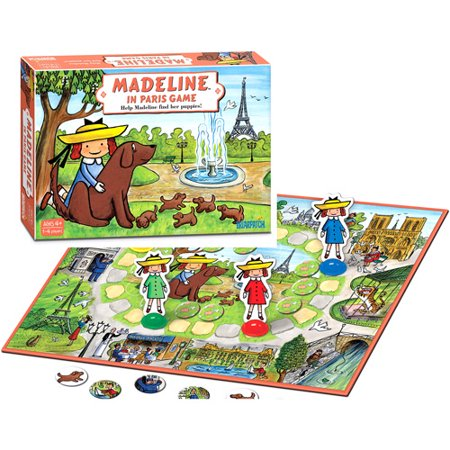 Briar Patch Madeline in Paris Board Game