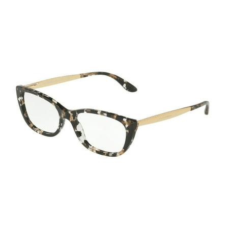 Eyeglasses Dolce & Gabbana DG 3279 911 CUBE BLACK/GOLD