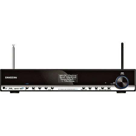 Sangean Internet Radio Component Tuner