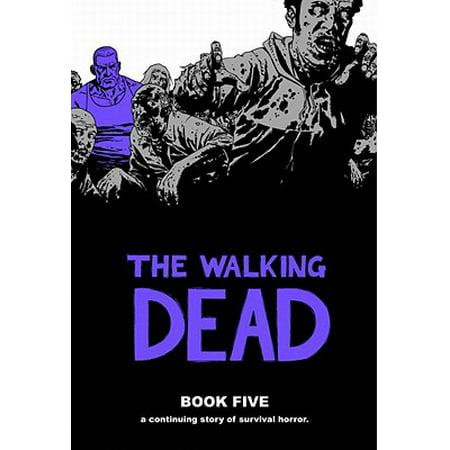 The Walking Dead Book 5 (Best Part Of Cliff Walk Newport)