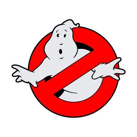 Ghostbusters Vinyl Decal Sticker - Ghostbusters Decorations