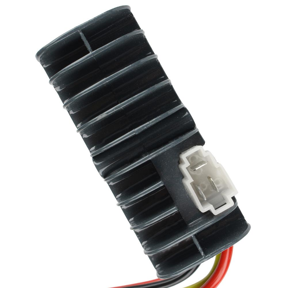 Set of Brushed Controller 48-60V 1500W Motor Brushed Controller Box for Electric Scooter Tricycle