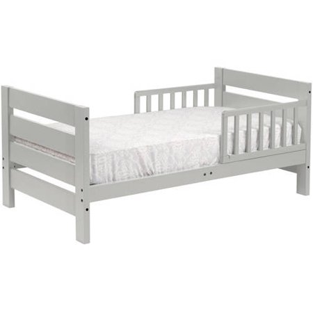 DaVinci Modena Toddler Bed Gray