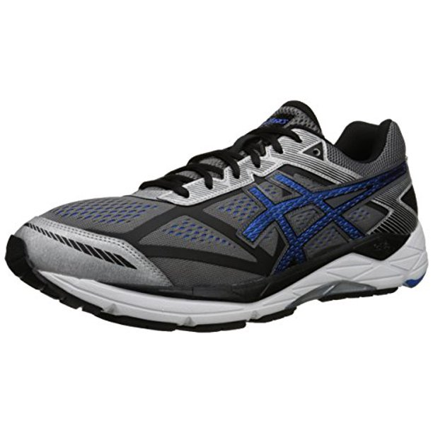 cometer soborno cáscara  ASICS - ASICS Men's Gel Foundation 12 Running Shoe, Carbon/Electric  Blue/Black, 14 4E US - Walmart.com - Walmart.com