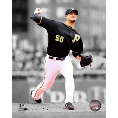 Charlie Morton Game 4 of the 2013 NLDS Spotlight Action Photo Print - Good Luck Charlie Halloween Games
