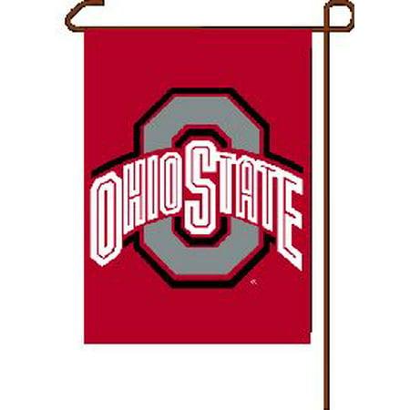 State Garden Flag (Ohio State Buckeyes 11