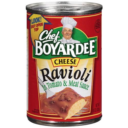 ConAgra Foods Chef Boyardee  Ravioli, 15 oz