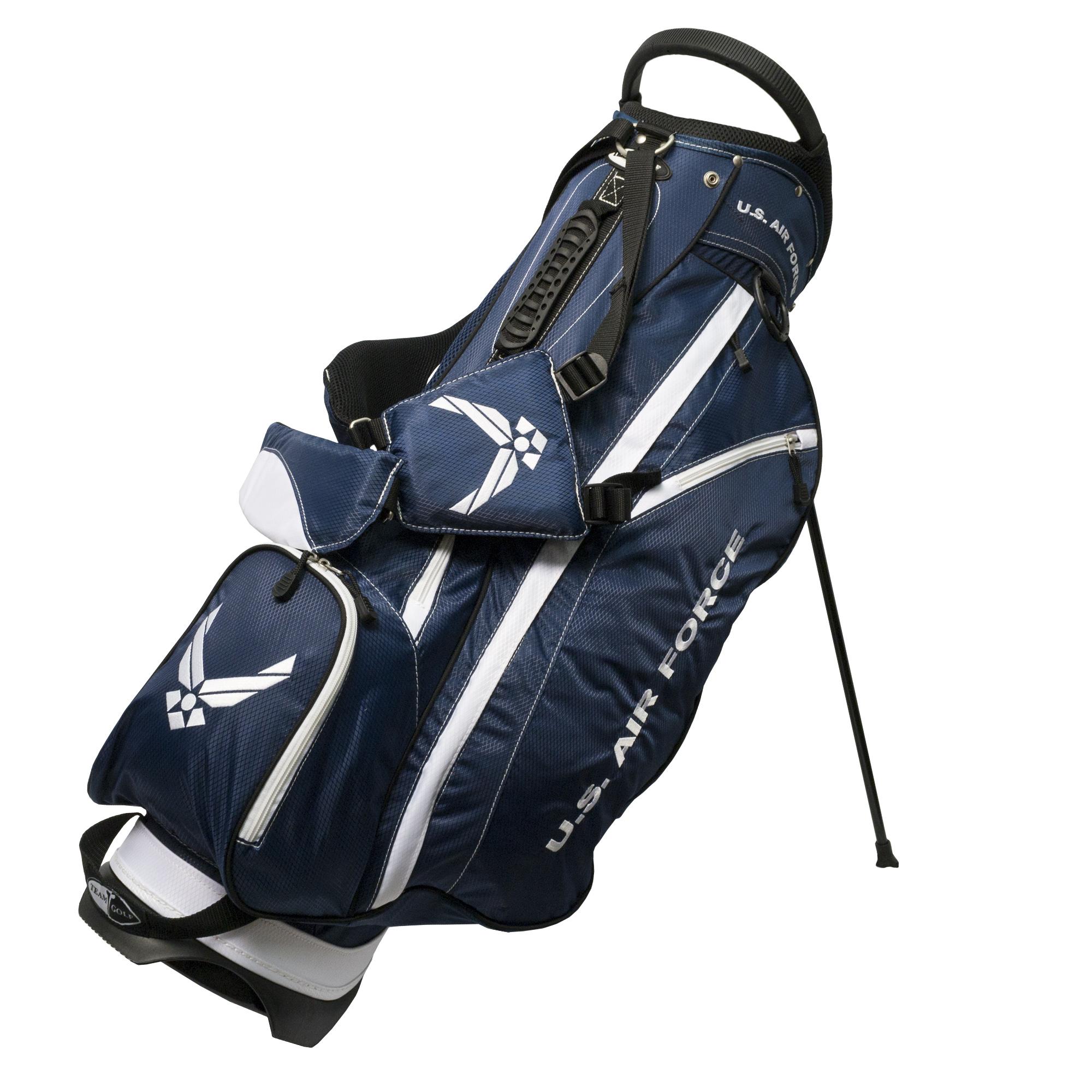 Team Golf Military Us Air Force Fairway Golf Stand Bag