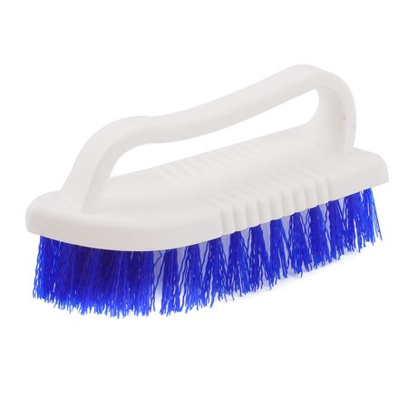 - Unique Bargains Household Plastic Clothes Shoe Boot Cleaning Washing Scrubbing Brush White Blue