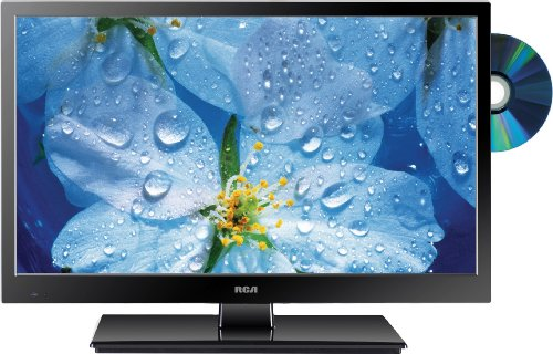 RCA DECG185R 19-Inch Class AC LED HDTV and DVD Combo by RCA