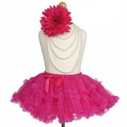 Efavormart Princess Shining Girls Ballet Tutu Skirt for Dance Performance Events Wedding Party Banquet Event Dance Skirt