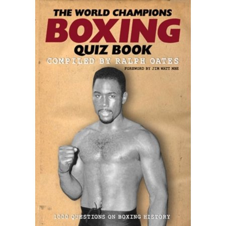 The World Champions Boxing Quiz Book (Paperback)