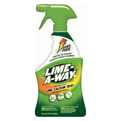 Lime-A-Way Lime Calcium Rust Cleaner, 22oz