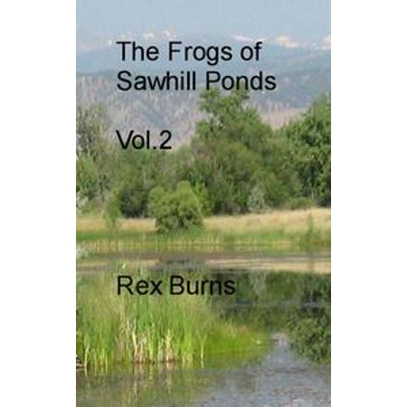 Frog Pond Short (The Frogs of Sawhill Ponds, Vol. 2 - eBook)