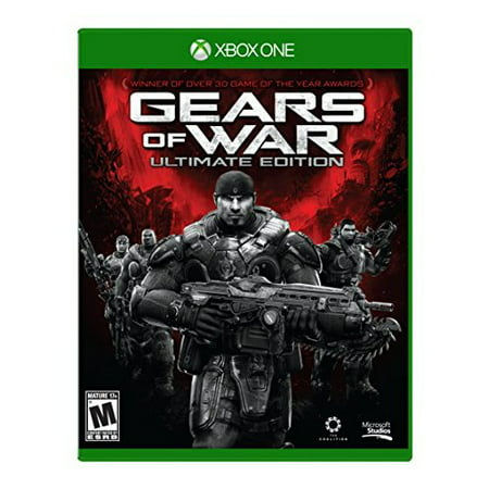 Refurbished Gears Of War: Ultimate Edition For Xbox
