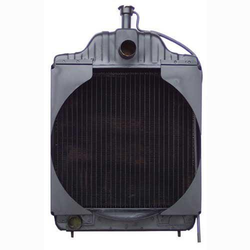 Radiator, New, Case, D89103