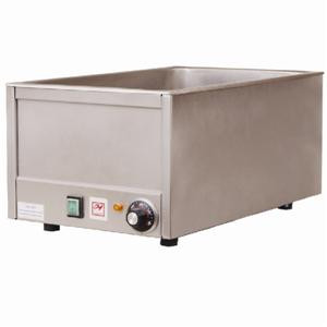 Electric Commercial Countertop Food Warmer Water Heater for Steamer Pan Server by