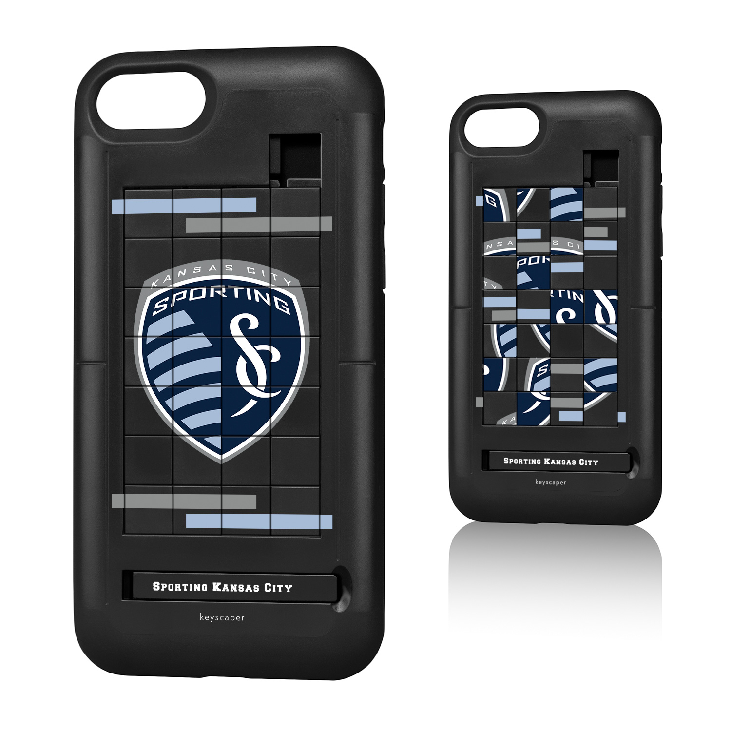 Sporting Kansas City iPhone 7 / iPhone 8 Puzzle Case MLS