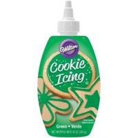Wilton Green Cookie Icing, 9oz
