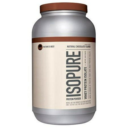 Nature's Best-the Isopure Co. - Isopure - Chocolate - 3