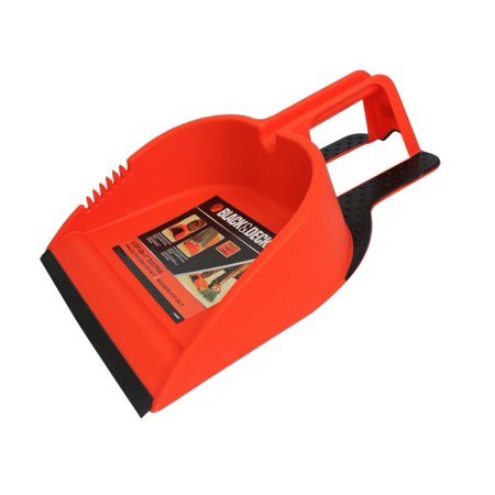 Black & Decker Step On It Dust Pan