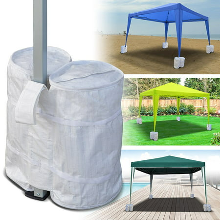 Sunrise Outdoor Patio Canopy Tent Weight Sand Bag Anchor