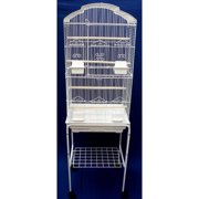 YML Shell Top Small Bird Cage with Stand