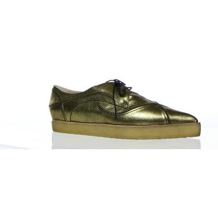 Vivienne Westwood Womens Adler Creeper Gold Fashion Sneaker Size 6